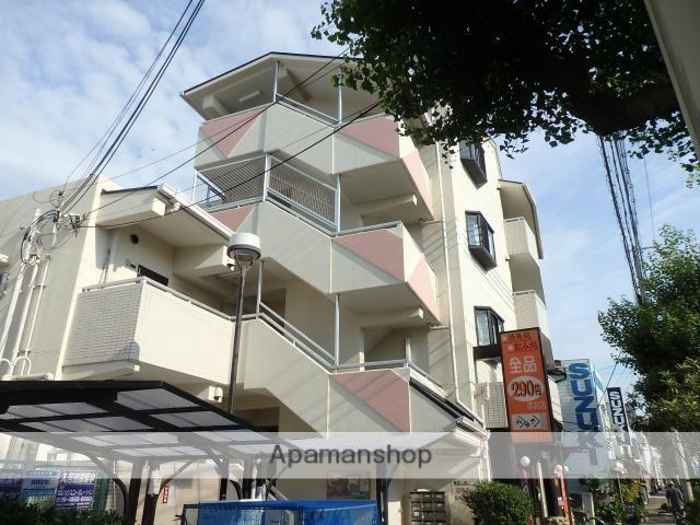 兵庫県尼崎市、立花駅徒歩20分の築29年 4階建の賃貸マンション