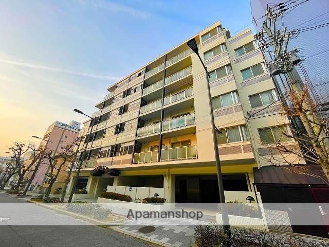 兵庫県西宮市、甲子園駅徒歩13分の築26年 6階建の賃貸マンション