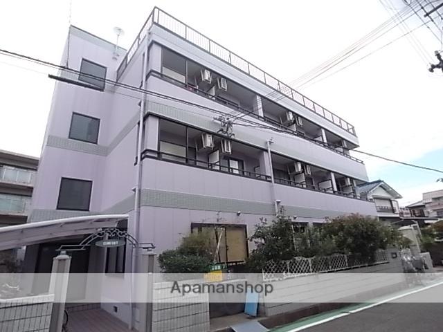 兵庫県西宮市、今津駅徒歩14分の築19年 3階建の賃貸マンション
