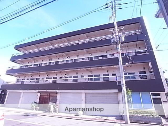 兵庫県尼崎市、武庫之荘駅徒歩10分の築45年 4階建の賃貸マンション