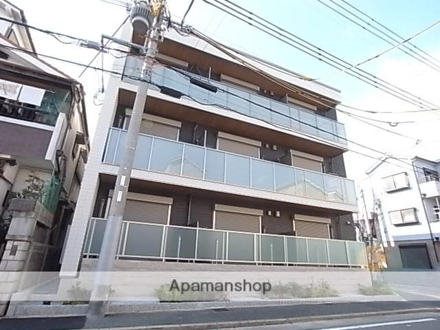 兵庫県尼崎市、立花駅徒歩25分の新築 3階建の賃貸マンション