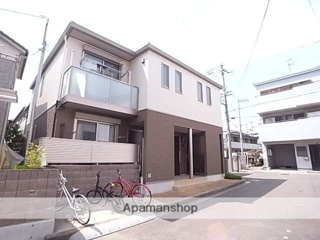兵庫県尼崎市、甲子園口駅徒歩20分の新築 2階建の賃貸アパート