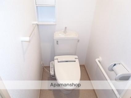 サンハイツ大島[1K/31.02m2]のトイレ