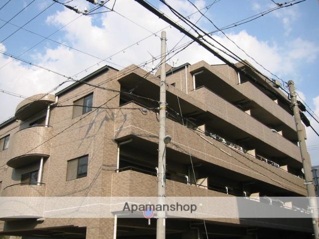兵庫県尼崎市、尼崎駅徒歩23分の築25年 5階建の賃貸マンション