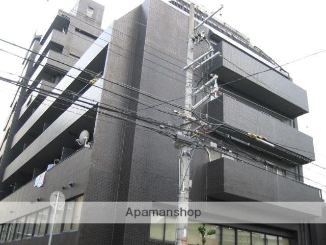 兵庫県尼崎市、出屋敷駅徒歩15分の築27年 8階建の賃貸マンション