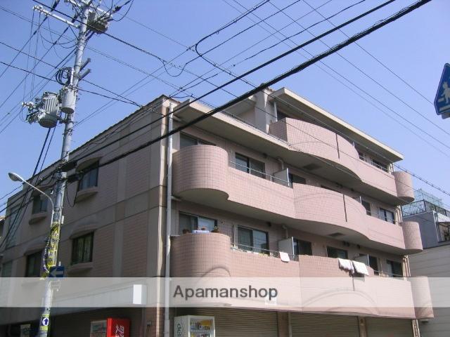 兵庫県尼崎市、立花駅徒歩16分の築22年 4階建の賃貸マンション