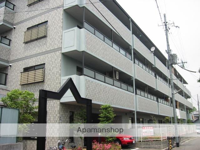 兵庫県尼崎市、尼崎センタープール前駅徒歩15分の築20年 4階建の賃貸マンション