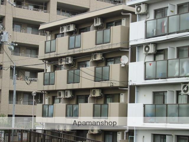 兵庫県尼崎市、立花駅徒歩30分の築30年 4階建の賃貸マンション