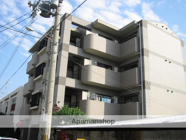 兵庫県尼崎市、立花駅徒歩24分の築18年 4階建の賃貸マンション