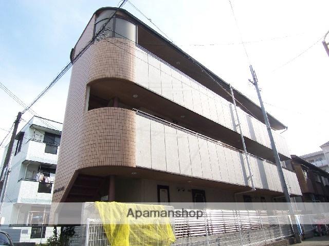 兵庫県尼崎市、立花駅徒歩15分の築20年 3階建の賃貸マンション