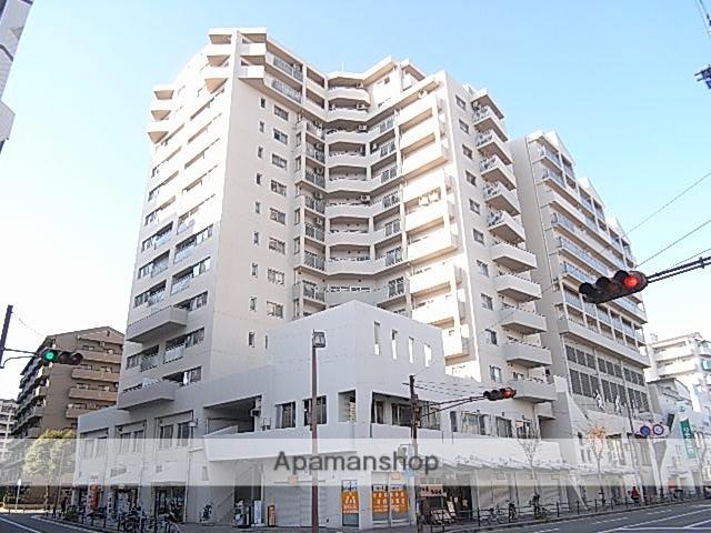 兵庫県尼崎市、尼崎駅徒歩6分の築22年 14階建の賃貸マンション