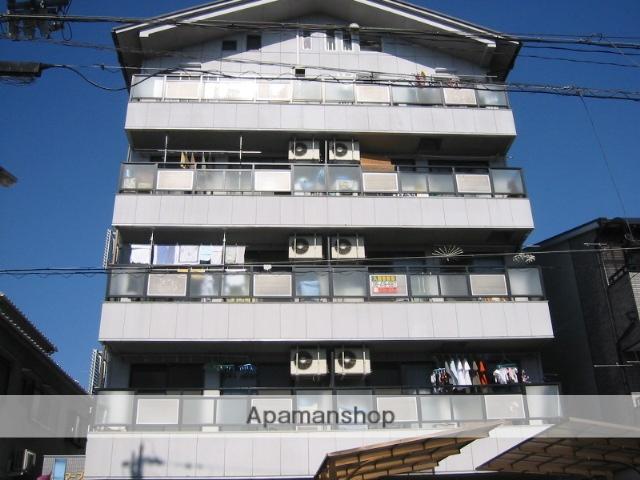 兵庫県尼崎市、尼崎センタープール前駅徒歩15分の築25年 5階建の賃貸マンション