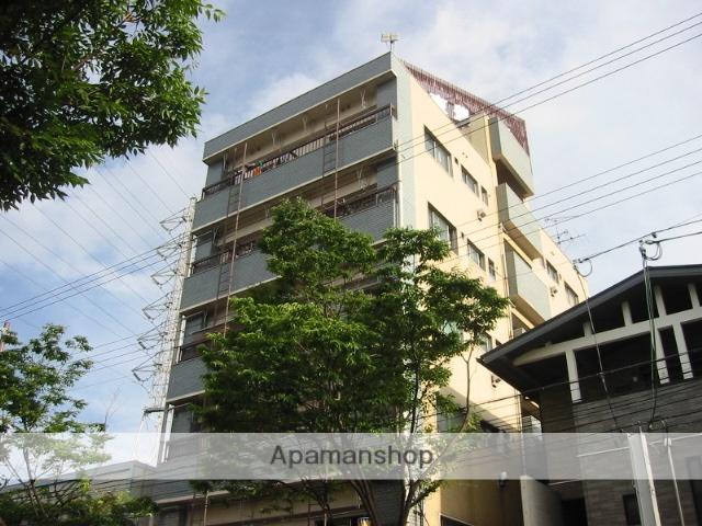 兵庫県尼崎市、立花駅徒歩5分の築45年 6階建の賃貸マンション