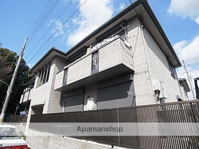 兵庫県尼崎市、立花駅徒歩10分の築16年 2階建の賃貸アパート