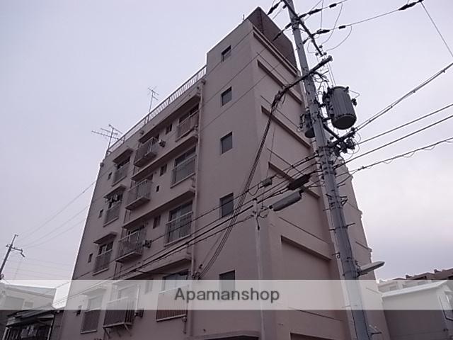 兵庫県尼崎市、立花駅徒歩8分の築45年 5階建の賃貸マンション