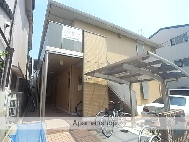 兵庫県尼崎市、立花駅徒歩20分の築9年 2階建の賃貸アパート