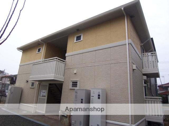兵庫県尼崎市、立花駅徒歩26分の築8年 2階建の賃貸アパート