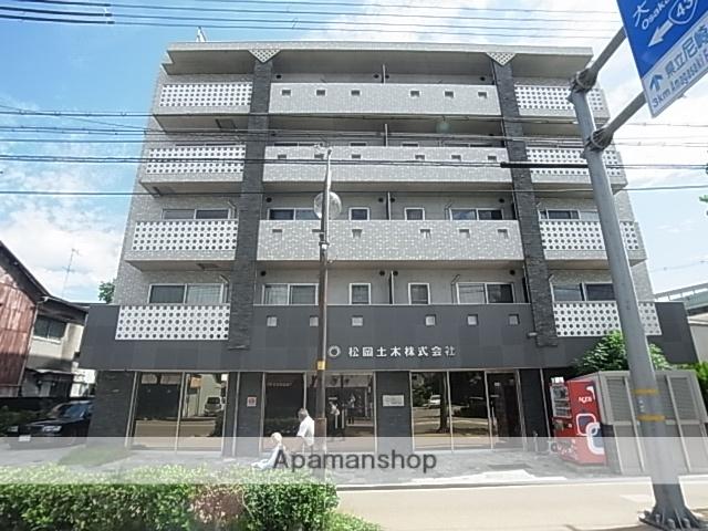 兵庫県尼崎市、出屋敷駅徒歩11分の築7年 5階建の賃貸マンション