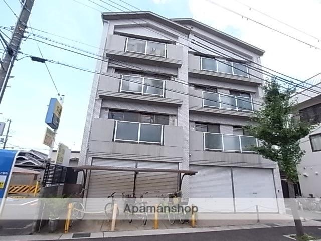 兵庫県尼崎市、立花駅徒歩25分の築29年 4階建の賃貸マンション