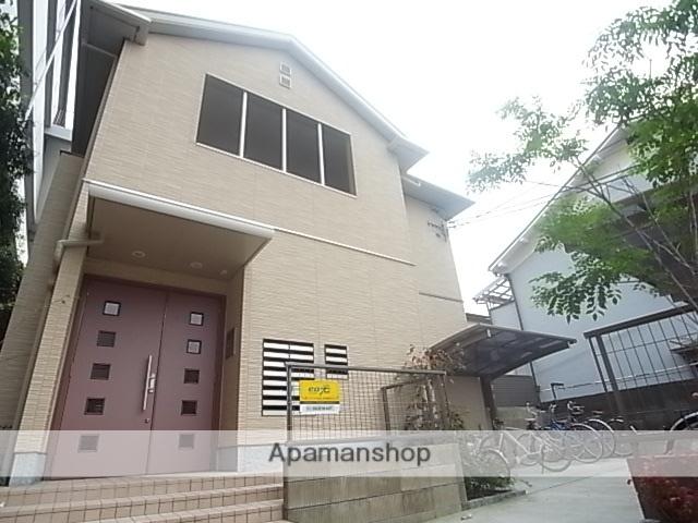 兵庫県尼崎市、立花駅徒歩13分の築8年 2階建の賃貸アパート