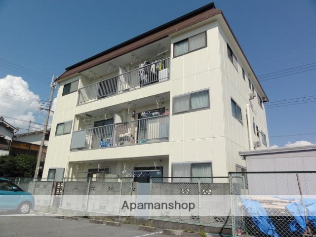 兵庫県尼崎市、尼崎センタープール前駅徒歩10分の築31年 3階建の賃貸マンション