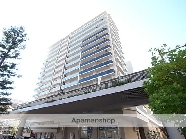 兵庫県尼崎市、尼崎駅徒歩1分の新築 15階建の賃貸マンション