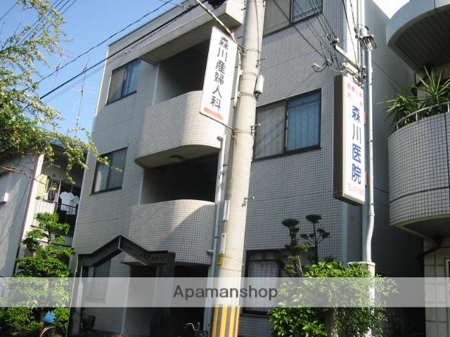兵庫県尼崎市、尼崎駅徒歩15分の築26年 3階建の賃貸マンション