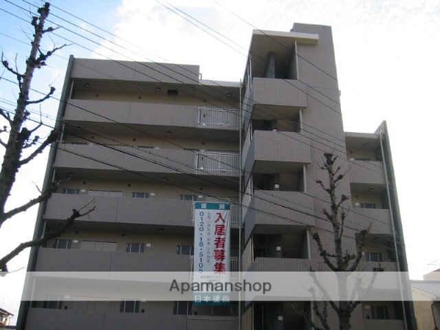 兵庫県尼崎市、尼崎駅徒歩30分の築13年 6階建の賃貸マンション