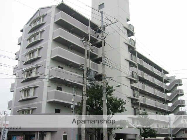 兵庫県尼崎市、尼崎駅徒歩30分の築28年 7階建の賃貸マンション