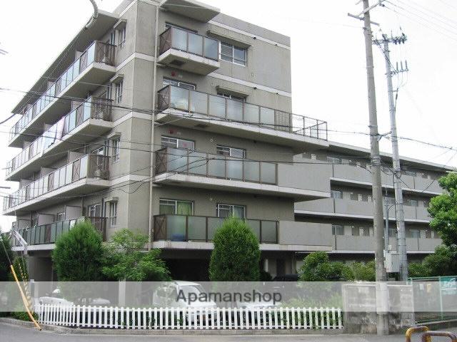 兵庫県尼崎市、尼崎駅徒歩33分の築22年 5階建の賃貸マンション