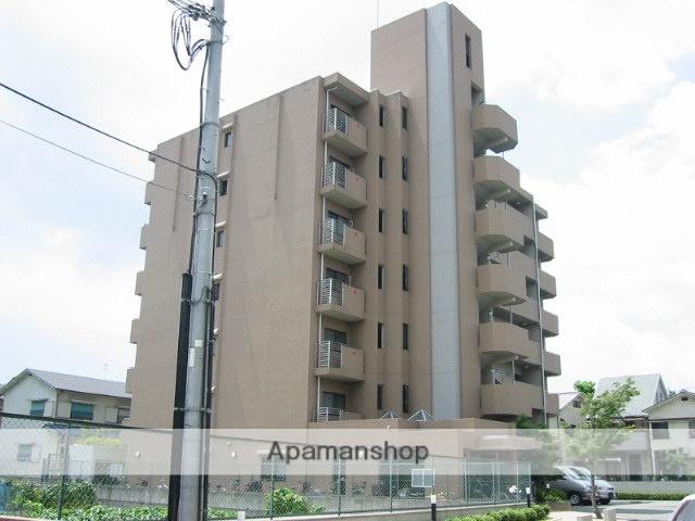 兵庫県尼崎市、塚口駅徒歩16分の築20年 7階建の賃貸マンション