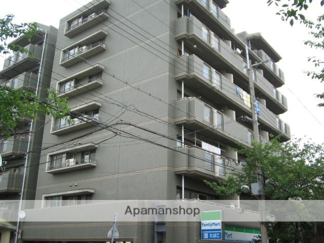 兵庫県尼崎市、立花駅徒歩10分の築24年 7階建の賃貸マンション