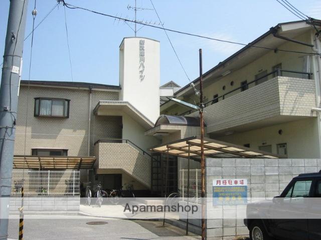 兵庫県尼崎市、武庫川駅徒歩4分の築29年 2階建の賃貸アパート