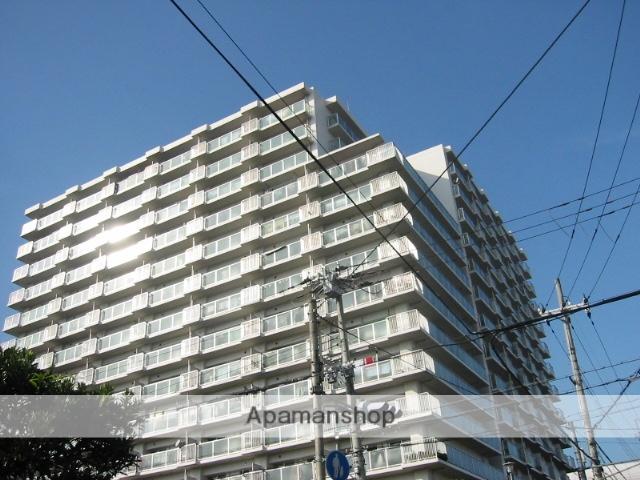 兵庫県尼崎市、出屋敷駅徒歩16分の築28年 15階建の賃貸マンション