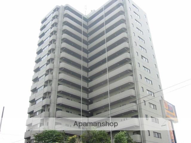 兵庫県尼崎市、尼崎センタープール前駅徒歩9分の築22年 15階建の賃貸マンション