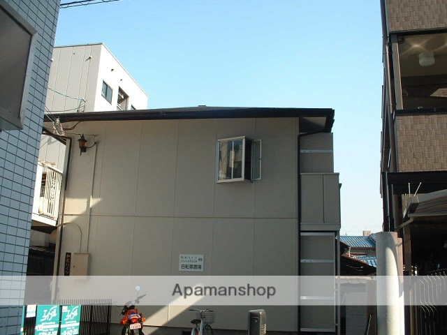 兵庫県尼崎市、尼崎センタープール前駅徒歩15分の築32年 2階建の賃貸アパート