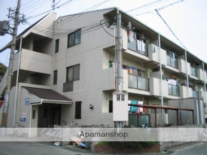兵庫県尼崎市、立花駅徒歩11分の築29年 3階建の賃貸マンション