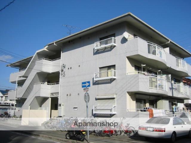 兵庫県尼崎市、立花駅徒歩22分の築27年 3階建の賃貸マンション