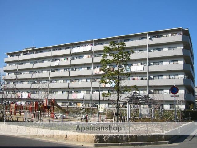 兵庫県尼崎市、尼崎駅徒歩30分の築19年 3階建の賃貸マンション