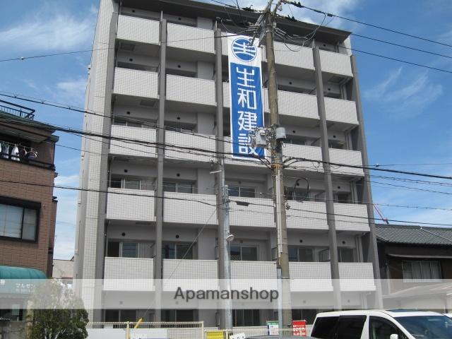 兵庫県尼崎市、尼崎駅徒歩15分の築9年 6階建の賃貸マンション
