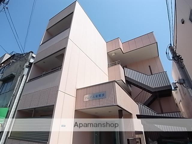 兵庫県尼崎市、尼崎駅徒歩29分の築8年 9階建の賃貸マンション