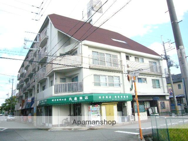 兵庫県尼崎市、立花駅徒歩18分の築43年 5階建の賃貸マンション