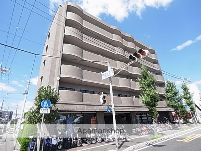 兵庫県尼崎市、立花駅徒歩30分の築19年 6階建の賃貸マンション