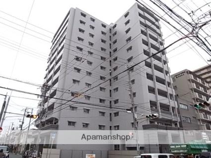 兵庫県尼崎市、出屋敷駅徒歩8分の築9年 12階建の賃貸マンション