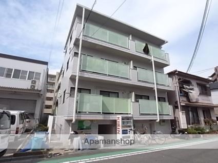 兵庫県西宮市、甲子園駅徒歩16分の築28年 3階建の賃貸マンション