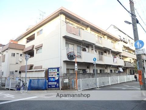 兵庫県尼崎市、武庫之荘駅徒歩7分の築36年 3階建の賃貸マンション
