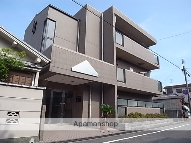 兵庫県尼崎市、武庫川駅徒歩9分の築16年 3階建の賃貸マンション