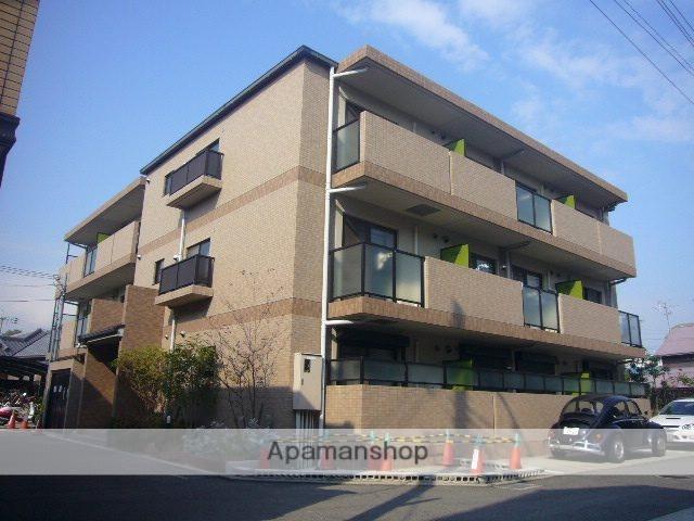 兵庫県尼崎市、尼崎センタープール前駅徒歩15分の築14年 3階建の賃貸マンション