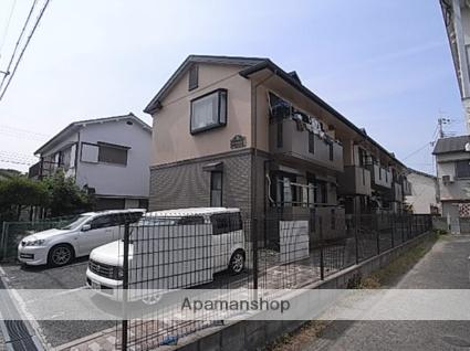 兵庫県尼崎市、塚口駅徒歩20分の築20年 2階建の賃貸アパート