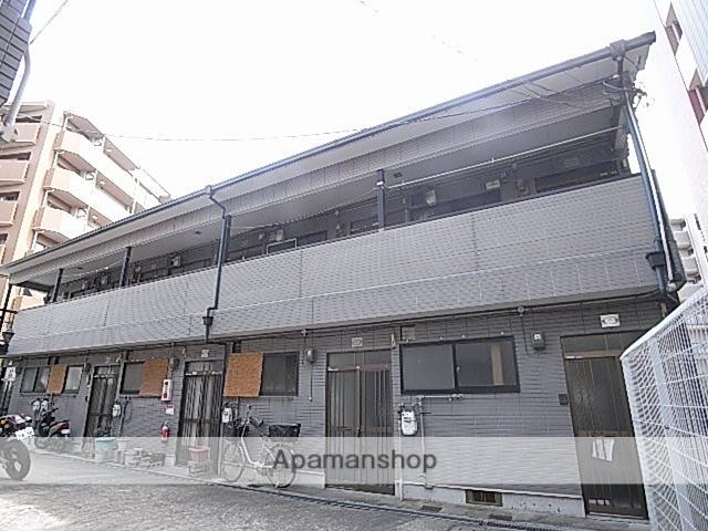 兵庫県尼崎市、塚口駅徒歩19分の築27年 2階建の賃貸アパート